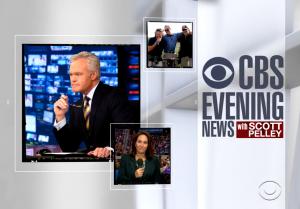 CBS Evening News 2016